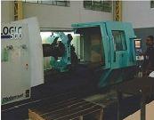 Centro de Usinagem CNC de Alto desempenho