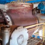 Válvula de retenção industrial