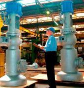 Válvulas para turbinas de vapor