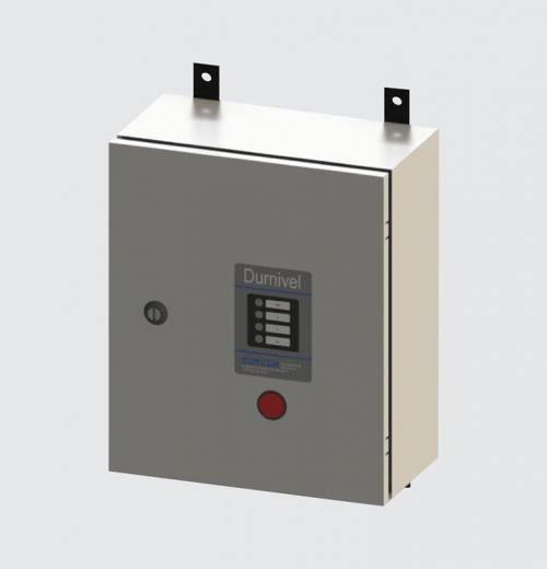 Sistema Eletrônico para Alarme de Nível para Caldeiras - Mod. Durnivel