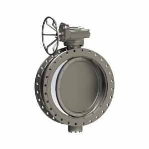 Válvula Borboleta AWWA para Instalações Hidráulicas e Saneamento