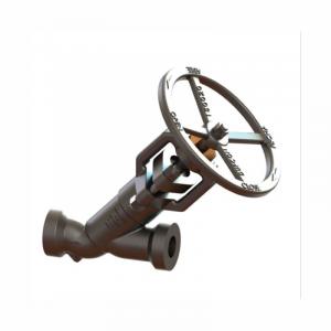 Válvula Globo de Descarga para Caldeiras - Modelo GP